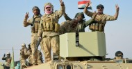 Iraq forces open new front in final push against ISIS