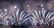 In pictures: World welcomes 2018 with fantastic fireworks
