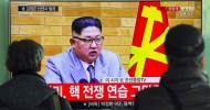 North Korea's Kim Jong-un issues threats and olive branch