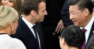 French President Macron to visit China next week