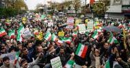 Iranians hold nationwide rallies to denounce riots, back Islamic establishment (Video)
