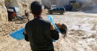 Eight children among 21 killed in Syria strikes