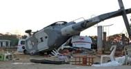 Oaxaca chopper crash kills 14, injures 13