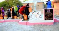 Qatar Charity provides drinking water to 350,000 Somalis