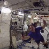 First Badminton Match Played in Space Between Russia, U.S. and Japan