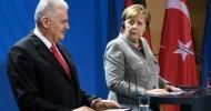 Hurdles remain to rebuild damaged relations with Turkey, says Merkel