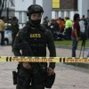 At least 21 dead in car bomb attack on Bogota police academy