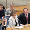 Daily Sabah > World > Europe Sweden's 4-month political deadlock ends as parliament approves Lofven's minority government