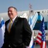 God sent Trump to save Israel, Pompeo suggests
