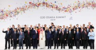 Tensions simmer at G20 summit in Osaka over trade and climate change