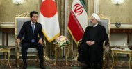 'Accidental conflict' possible, Japan's Abe warns Iran and US