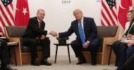 NATO member Turkey not treated fairly, US President Trump tells Erdoğan
