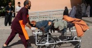 Kabul:34 passengers killed in Farah roadside bombing