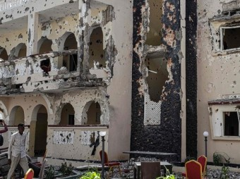 Death toll from Kismayu hotel attack in Somalia rises to 26