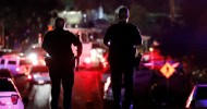Four dead, including suspect, and at least 15 hurt after shooting at Gilroy Garlic Festival Police still searching for possible second suspect hours later