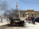 Three killed as car bomb targets funeral in Libya's Benghazi