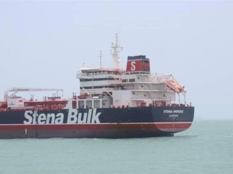 Iran says tanker crew safe, warns UK against rising tensions Stena Impero's crew is in good health, authorities say as they seek access to 'evidence' for a probe into alleged crash.