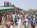 Several dead and dozens injured in Pakistan train collision Police official says at least 10 people killed and 60 others wounded in train collision in Punjab province.