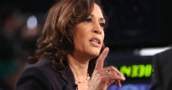 'We have a predator living in the White House': Harris sharpens attacks on Trump By Ccaitlin Oprysko