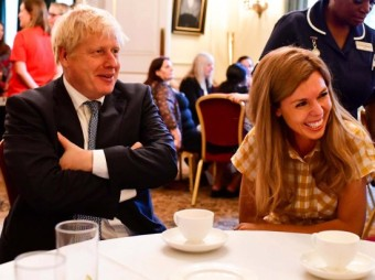 Boris Johnson's girlfriend denied entry to US after Somaliland visit