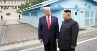 Trump: North Korea Missile Launches 'Not a Violation' of US Deal