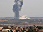 Syria's war: Rebels withdraw from Idlib's Khan Shaikhoun Opposition fighters in Syria's northwest withdraw from key town as government forces press ahead with Idlib offensive.
