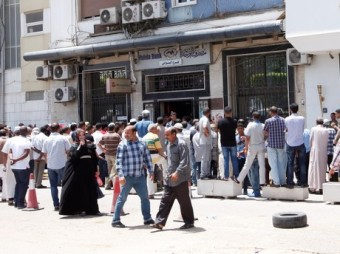 Libyan citizens grieve protracted liquidity crisis in banking system