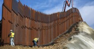 Pentagon puts brakes on 3 border barrier projects because of cost By  Matthew Chot