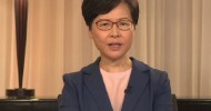 In about-face Carrie Lam caves in to protester demand to withdraw fugitives bill