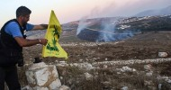 Hezbollah fire intended to avenge Syria strike, not Beirut drones — report Fighting may not be over, in light of terror group chief Nasrallah's threat on Saturday to exact payback for alleged Israeli attack in Beirut