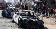 More arrests as looting continues in South Africa's Johannesburg Shops plundered, cars burned in Johannesburg as trucks torched in KZN amid rallies linked to anti-foreigner sentiment.