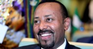 Abiy Ahmed, Ethiopia's prime minister, wins 2019 Nobel peace prize Award recognises efforts for peace, in particular in resolving Eritrea border conflict