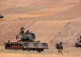 Turkey's military operation in Syria: All the latest updates Foreign Minister Mevlut Cavusoglu says all threats and sanctions against Turkey over Syrian offensive are unacceptable.