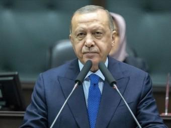Turkey fighting against oppressors, not Syrians, Erdoğan says