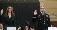 'Improper', 'Unusual': Aides describe Trump's Ukraine call at impeachment hearing