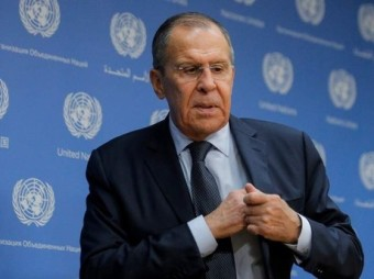 Turkey resuming Syria operation 'misunderstanding,' FM Lavrov says