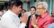 Sri Lanla :Sajith congratulates Gota