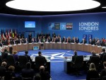 NATO members highlight unity at end of tense anniversary summit