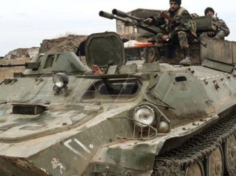 Army eliminates terrorist groups in Sanjar area in Idleb countryside