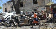 Al-Shabaab claims deadly car bombing in Somalia