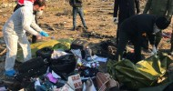 Iran plane crash: Protesters condemn 'lies' on downed jet US President Donald Trump sends tweet in English and Farsi in support of Iran protesters