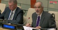 Al-Jaafari: Some countries try to repeat what happened in Iraq in Syria using allegations, fabricated lies related to WMD