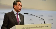 """Chinese FM dismisses U.S. accusations against China as """"lies"""""""