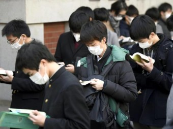 Japan rolls out policies aimed at containing mass infection