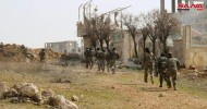 Army expands its control, liberating towns and villages in Aleppo countryside