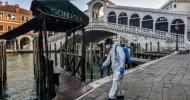 Coronavirus in Italy: drop in new coronavirus cases in Italy over the last 24 hours