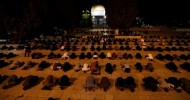 Prayers at Al-Aqsa mosque in Jerusalem resume after two months