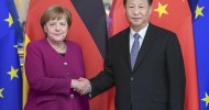 Xi says China ready to work with Germany, EU to create more global certainty