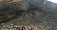Over 100 dead after landslide at jade mine in northern Myanmar