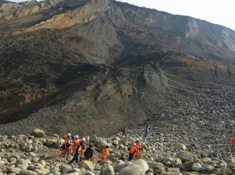Over 100 dead after landslide at jade mine in northern Myanmar